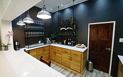 Wine Bar - Kimberley - Jonkershoek